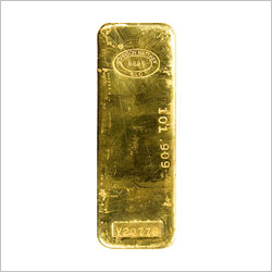 COMEX Approved 1 Kilo Gold Bar