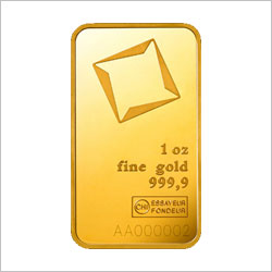 Valcambi 1 OZ Gold Bar