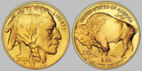 American Buffalo Gold Coin 1 OZ