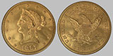 Liberty Head Ten Dollar Gold Eagle