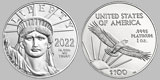 American Platinum Eagle 1 OZ