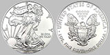 Varied Dates US Silver Eagle 1 OZ